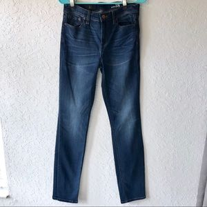 J. Crew Reid Straight Leg Jeans